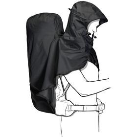 Jack Wolfskin Raincover Hoody 30-45L phantom